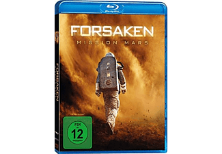 Forsaken: Mission Mars Blu-ray