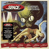 Space - Anthology (6CD-Clambox) [CD]