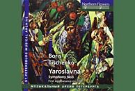 Symphony Orchestra And Choir Of Leningrad Maly, Kirov Opera And Ballet Chamber Orchestra - Yaroslavna/Sinf.3 [CD]