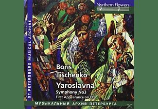 Symphony Orchestra And Choir Of Leningrad Maly, Kirov Opera And Ballet Chamber Orchestra - Yaroslavna/Sinf.3  - (CD)