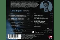 Luiza Borac, Academy St Martin, Jaime Martin - Piano Music Of Lipatti [CD]