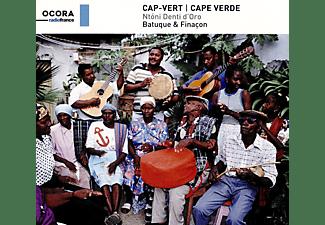 Ntoni Denti D'oro - Cape Verde-Batuque & Finacon der Kapverden  - (CD)