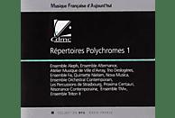 VARIOUS - Répertoires polychromes,Vol.1 [CD]