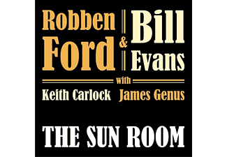 Bill Evans And Robben Ford - The Sun Room  - (CD)