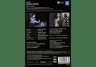Emmanuelle Haim - Rodelinda  - (DVD)