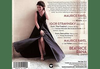 Beatrice Rana - Der Feuervogel/Petruschka/Miroirs/La Valse  - (CD)