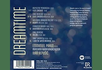 Emmanuel Pahud, Münchener Rundfunkorchester - DREAMTIME  - (CD)