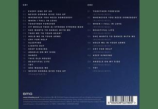 Rick Astley - The Best Of Me  - (CD)