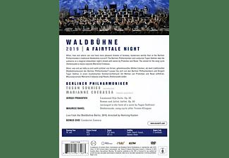 Tugan Sokhiev, Berliner Philharmoniker, Marianne Crebassa - WALDBÜHNE 2019-MIDSUMMER NIGHT DREAMS  - (DVD)
