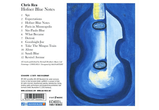 Chris Rea - Hofner Blue Notes  - (CD)