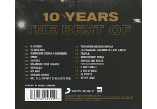 Il Volo - The Best of 10 Years  - (CD)