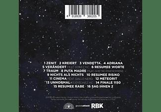 RAF Camora - Zenit  - (CD)