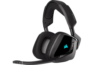 CORSAIR Draadloze gaming headset Void RGB Elite Carbon (CA-9011201-EU)