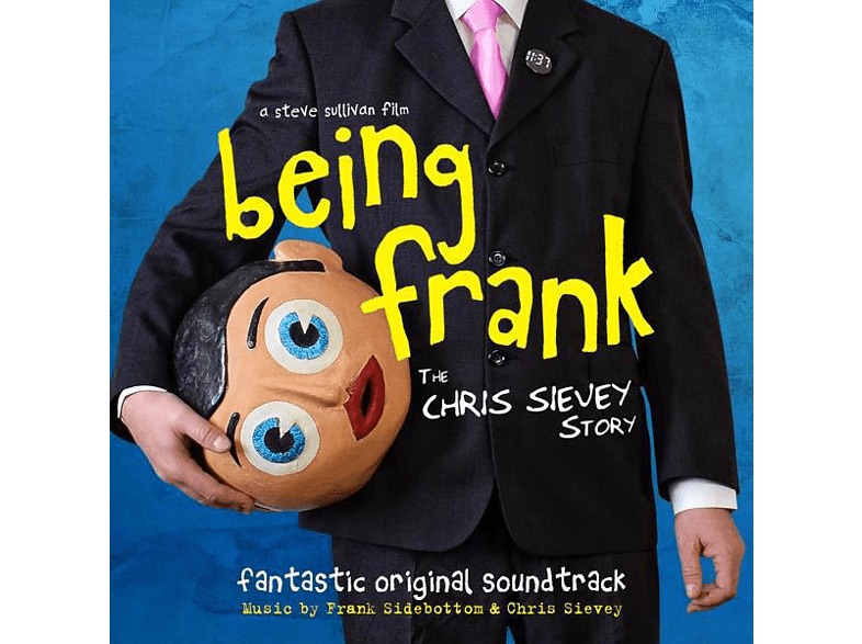Frank Sidebottom - Being Frank-Chris Sievey Story [CD]