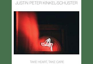 Justin Peter Kinkel-Schuster - Take Heart,Take Care  - (Vinyl)