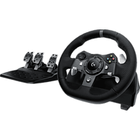 LOGITECH G920 Driving Force Racing , Lenkrad, Schwarz