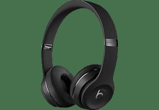 BEATS Solo3, On-ear Kopfhörer Bluetooth Mattschwarz