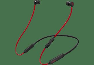 BEATS BeatsX, In-ear Kopfhörer Bluetooth Schwarz/Rot