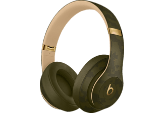 BEATS Studio3, Over-ear Kopfhörer Bluetooth Waldgrün