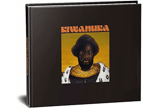 Michael Kiwanuka - KIWANUKA (Limited Hardcover Book Deluxe)  - (CD)