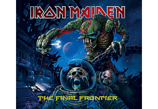 Iron Maiden - The Final Frontier (2015 Remaster) [CD]