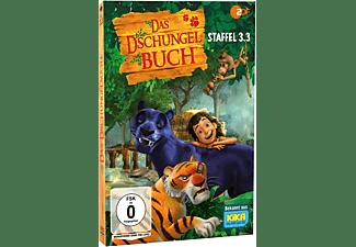 Das Dschungelbuch Staffel 3.3 (Folge 141-156) DVD