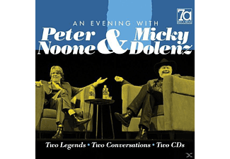 Peter & Mickey Dol Noone - AN EVENING WITH (DIGI)  - (CD)
