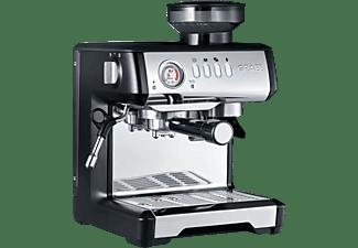 GRAEF ESM 802 Milegra Espressomaschine Schwarz