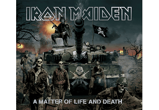 Iron Maiden - A Matter Of Life And Death (Collector's Edition) [CD]