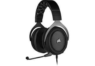 CORSAIR Casque gamer HS60 Pro Surround Carbon (CA-9011213-EU)