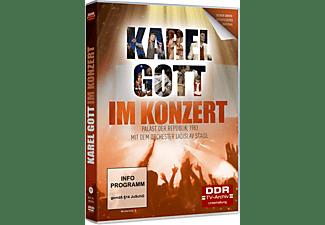 - Karel Gott - Im Konzert 1983 mit dem Orchester Ladislav Staidl (DDR TV-Archiv)  - (DVD)