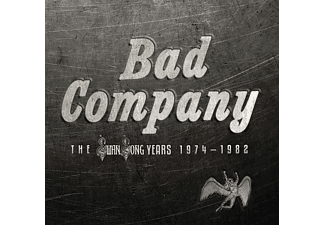 Bad Company - Swan Song Years 1974-1982  - (CD)