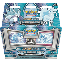 THE POKEMON COMPANY INT. Pokémon SM Trainer Kit 11 Sammelkartenspiel, Mehrfarbig