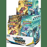 THE POKEMON COMPANY INT. Pokémon SM12 Welten im Wandel Themen Deck Sammelkartenspiel, Mehrfarbig