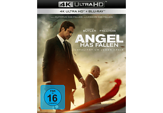 Angel Has Fallen 4K Ultra HD Blu-ray + Blu-ray