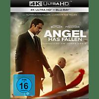 Angel Has Fallen [4K Ultra HD Blu-ray + Blu-ray]
