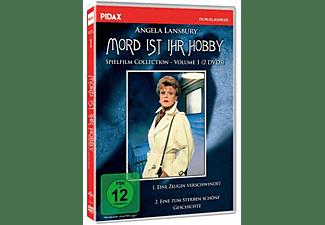 Mord ist ihr Hobby-Spielfilm Collection,Vol.1 DVD