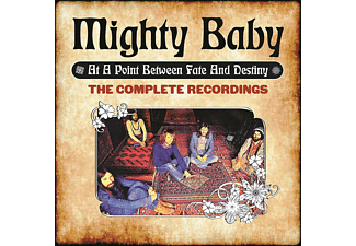 Mighty Baby - At A Point..-Clamshel-  - (CD)