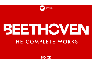 VARIOUS - THE COMPLETE WORKS  - (CD)