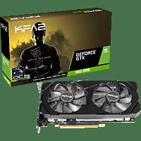 KFA2 GeForce GTX 1660 Super 1-Click OC 6GB (60SRL7DSY91K) (NVIDIA, Grafikkarte)
