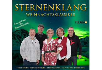 Sternenklang - Weihnachtsklassiker  - (CD)