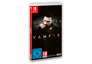 Vampyr - [Nintendo Switch]