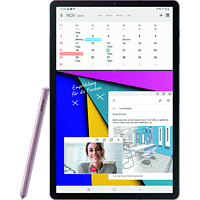 SAMSUNG Tab S6 Wi-Fi, Tablet , 128 GB, 10.5 Zoll, Rose Blush