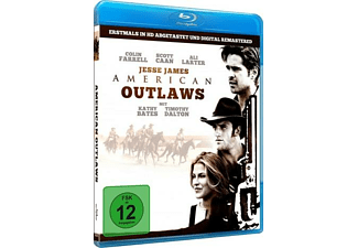 American Outlaws-Jesse James (Kinofassung in HD) Blu-ray