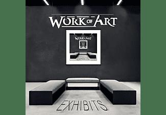 Work Of Art - Exhibits  - (CD)