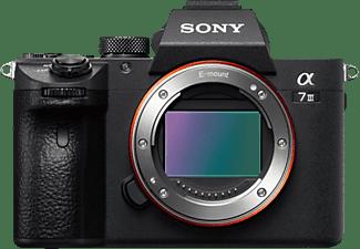 SONY Systemkamera Alpha 7 III Gehäuse, schwarz (ILCE-7M3)