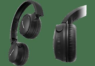 PIONEER SE-S3BT-B, Over-ear Kopfhörer Bluetooth Schwarz