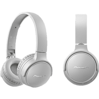 PIONEER SE-S3BT-H, Over-ear Kopfhörer Bluetooth Grau