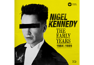 Nigel Kennedy - Nigel Kennedy:the Early Years 1984-89 [CD]