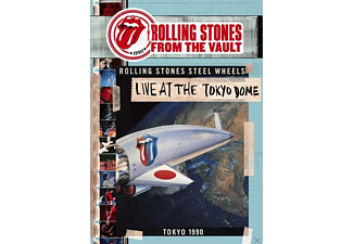The Rolling Stones - From The Vault-Live At The Tokyo Dome 1990  - (DVD)